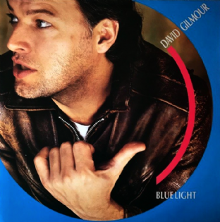 "David Gilmour ‎- Blue Light (12"") (VG/VG+)"